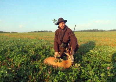 Jagdreise in Bechyne in Tschechien