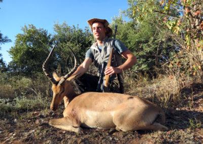 Jagdreise in Bela-Bela