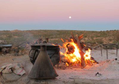 Jagdreise in der Karoo