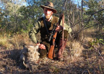 Jagdreise in Südafrika