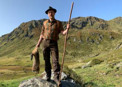 Jagdreise bei Navis